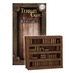 Mantic Entertainment TerrainCrate: Bookcase 2