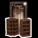 Mantic Entertainment TerrainCrate: Knowledge Nook