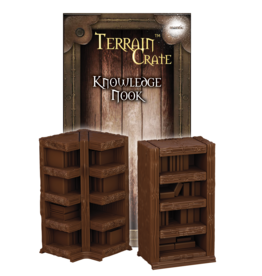 Mantic Entertainment TerrainCrate: Knowledge Nook