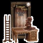 Mantic Entertainment TerrainCrate: Librarian's Desk
