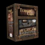 Mantic Entertainment TerrainCrate: Blacksmith & Stable