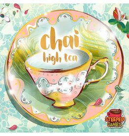 Steeped Games Chai High Tea Expansion
