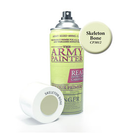 Army Painter Colour Primer: Skeleton Bone 400ml Spray