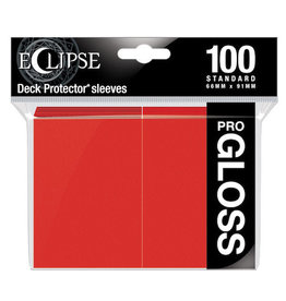 Ultra Pro DP Apple Red Eclipse Gloss (100)