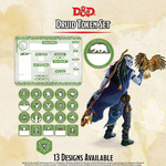 GaleForce Nine D&D Druid Token Set