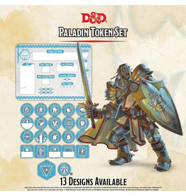 GaleForce Nine D&D Paladin Token Set