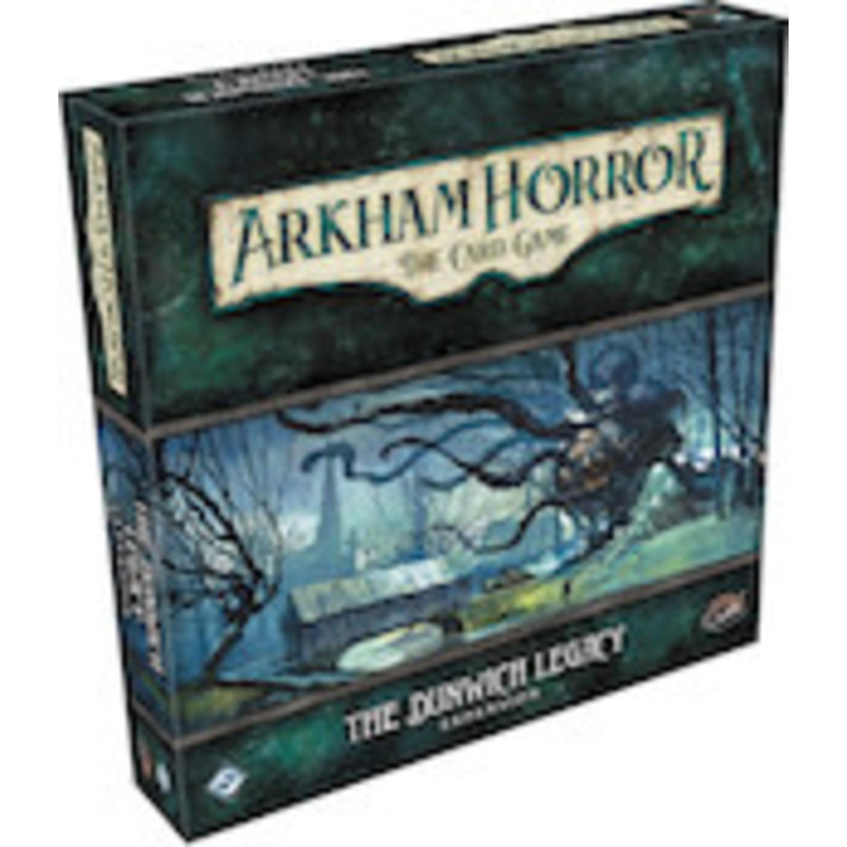 Fantasy Flight Games Arkham Horror The Card Game: The Dunwich Legacy