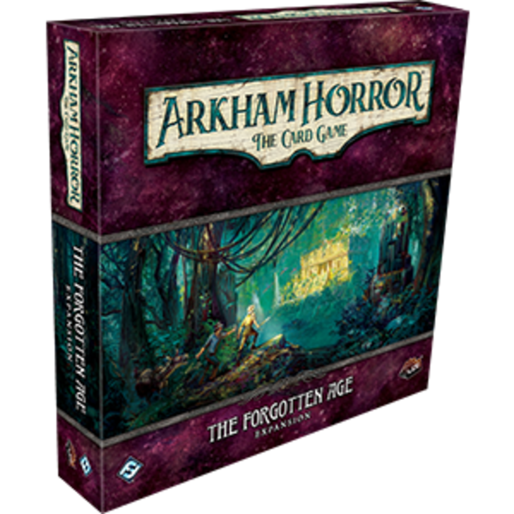 Fantasy Flight Games Arkham Horror The Card Game: The Forgotten Age