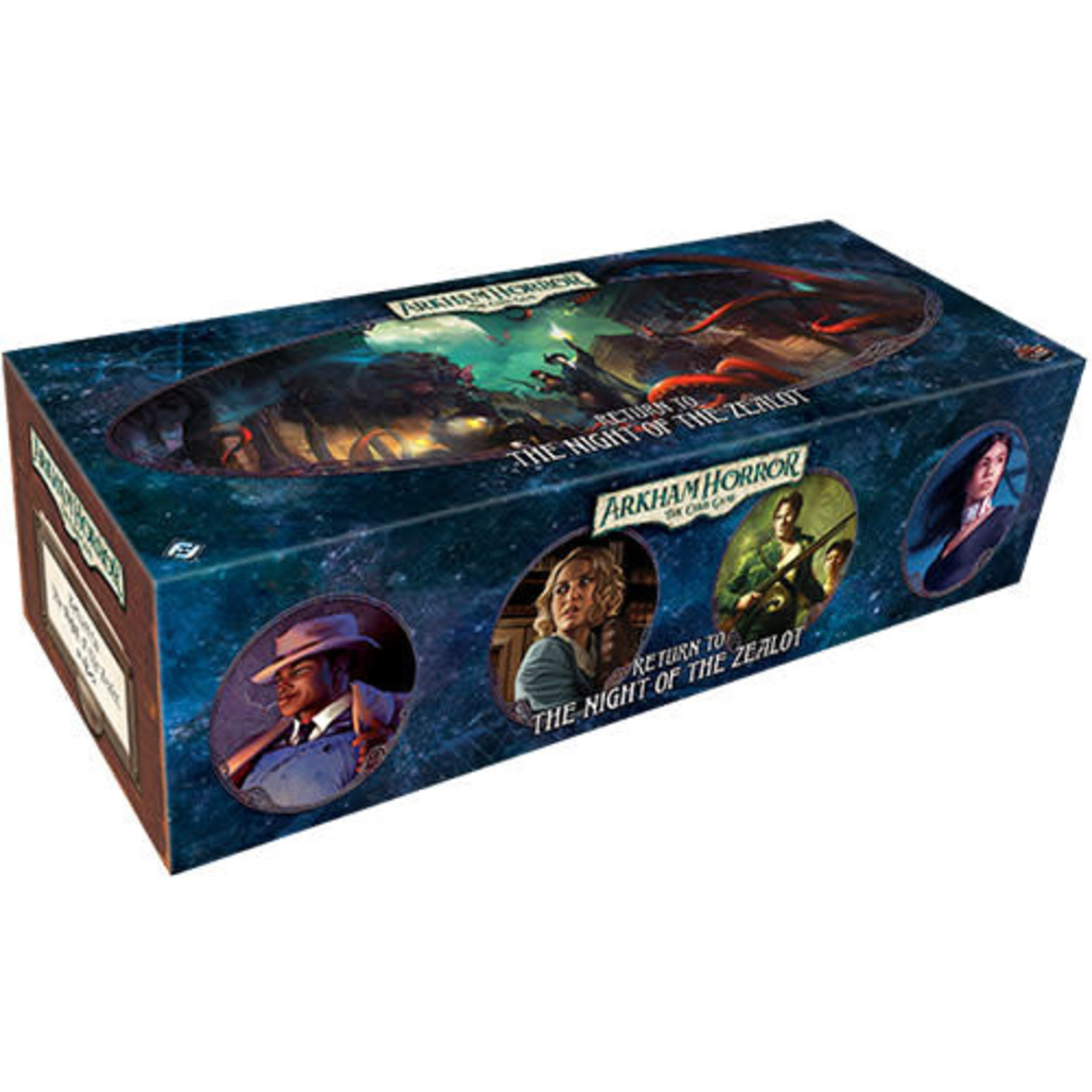 Fantasy Flight Games Arkham Horror The Card Game: Return of the Night of the Zealot Expansion
