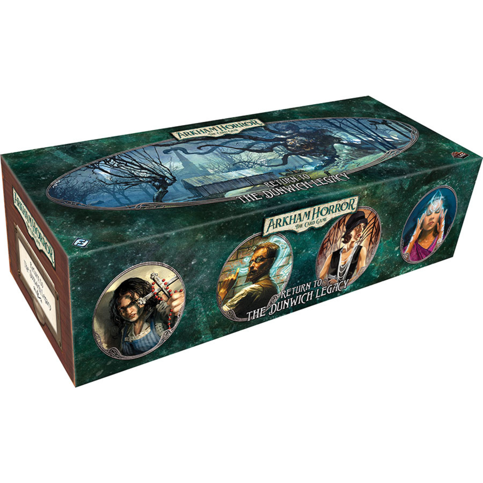 Fantasy Flight Games Arkham Horror The Card Game: Return to the Dunwich Legacy Expansion