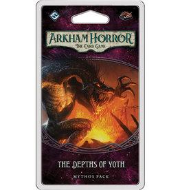 Fantasy Flight Games AH LCG: The Depths of Yoth  Mythos Pack