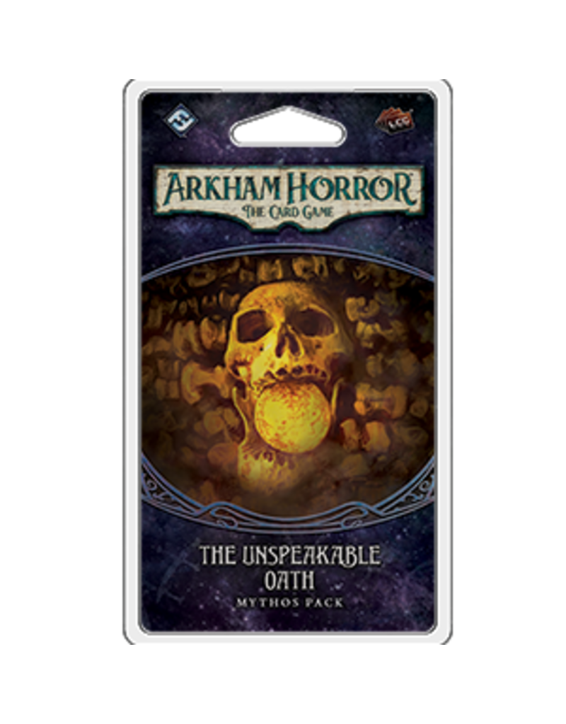 Fantasy Flight Games Arkham Horror The Card Game: Unspeakable Oath