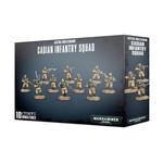 Games Workshop Astra Militarum Cadian Infantry