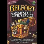 Tasty Minstrel Games Belfort Her Majesty's Civil Service