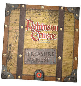 Portal Games Robinson Crusoe AonCI Treasure Chest