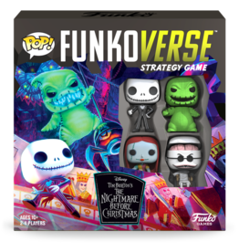 FUNKO POP! The Nightmare Before Christmas Funkoverse 100