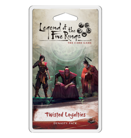 Fantasy Flight Games L5R LCG Twisted Loyalties