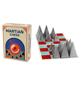 Looney Labs Pyramid Quartet Martian Chess KS