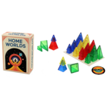 Looney Labs Pyramid Quartet Homeworlds KS