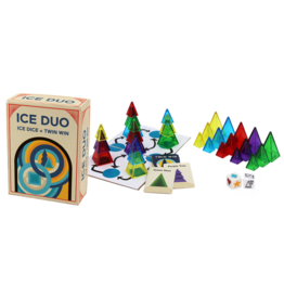 Looney Labs Pyramid Quartet Ice Duo KS