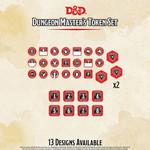 GaleForce Nine D&D Dungeon Master Token Set