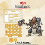 GaleForce Nine D&D Cleric Token Set