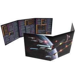 Modiphius Star Trek Adventures RPG: GM Screen