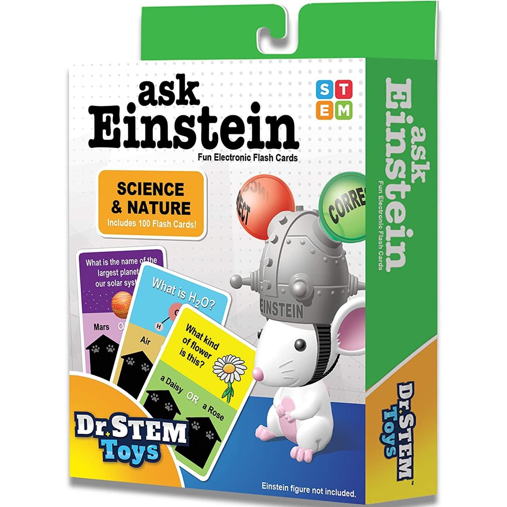 Dr Stem Toys Ask Einstein Science & Nature Set