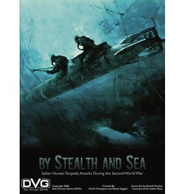 Dan Verssen Games By Stealth and Sea