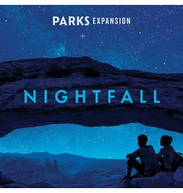 Keymaster Games PARKS Nightfall Expansion KS