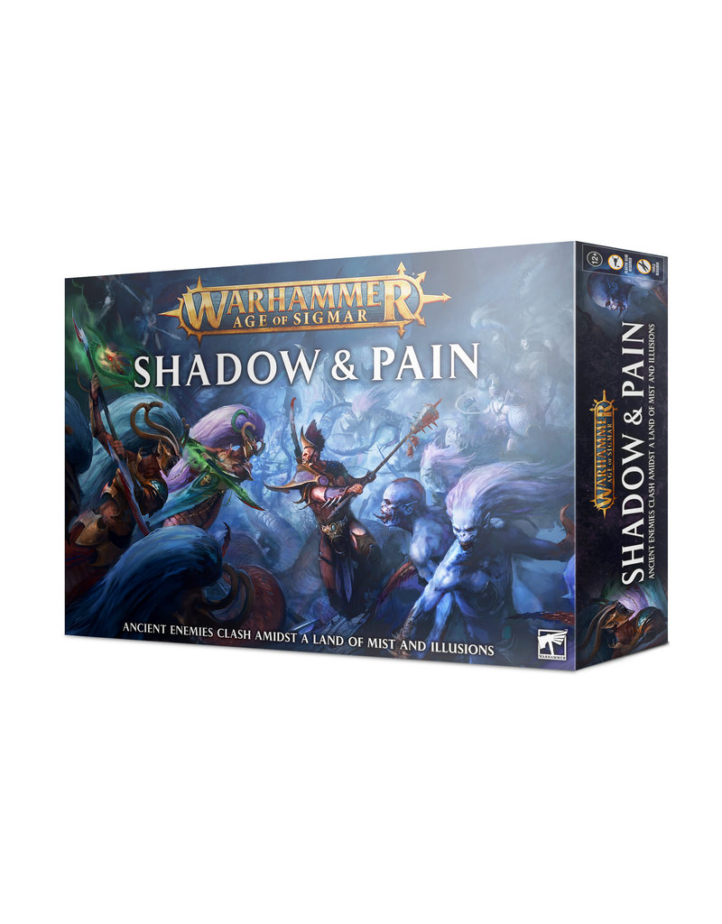Games Workshop Age of Sigmar Shadow and Pain