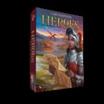 Thunderworks Games Cartographers Heroes KS
