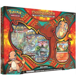 Pokemon USA Pokemon Charmander Sidekick Collection