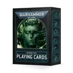 Games Workshop Warhammer 40,000 Indomitus Playing Cards