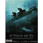 Dan Verssen Games By Stealth and Sea Companion Book