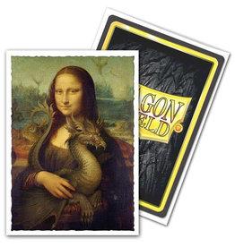 Arcane Tinmen Dragon Shield Mona Lisa Art Matte