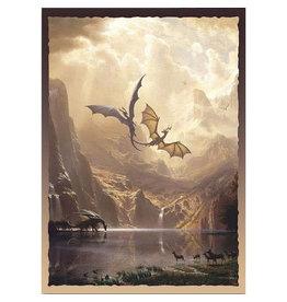 Arcane Tinmen Dragon Shield Among The Sierra Nevada Art Brushed