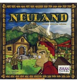 ZMan Games Neuland DEMO