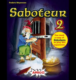 Mayfair Games Saboteur 2 DEMO