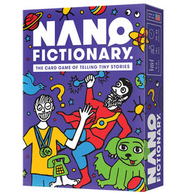 Looney Labs Nano Fictionary DEMO