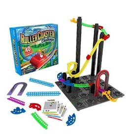 Thinkfun Roller Coaster Challenge DEMO