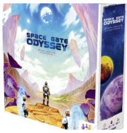 Asmodee Studios Space Gate Odyssey DEMO