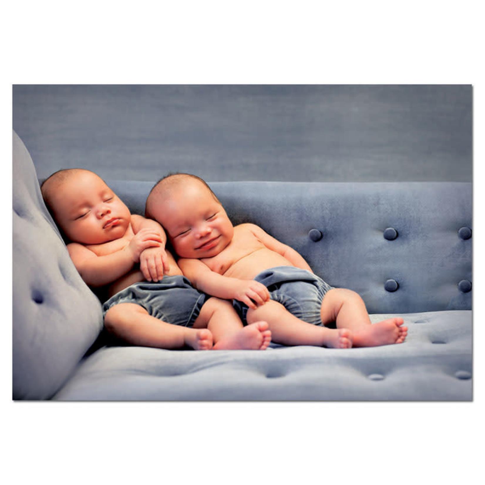 Educa Borras Baby Love: Amos & Noah by Rachel Hale 500pc puzzle