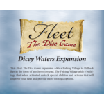 Eagle Gryphon Games Fleet The Dice Game 2E Dicey Waters Expansion