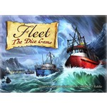 Eagle Gryphon Games Fleet The Dice Game 2E