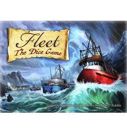Eagle Gryphon Games Fleet The Dice Game 2E