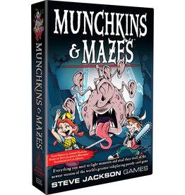 Steve Jackson Games Munchkins & Mazes