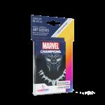 GAMEGEN!C MC Black Panther Art Sleeves (50) 66 x 91mm