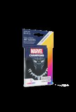 GAMEGEN!C Marvel Champions Black Panther Art Sleeves (50) 66 x 91mm