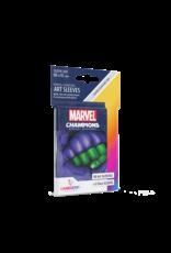 GAMEGEN!C Marvel Champions She-Hulk Art Sleeves (50) 66 x 91mm